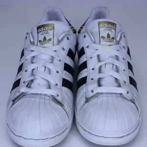 Adidas AC8576 Women Superstar Shoes White Core